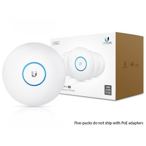 Ubiquiti UniFi AC LR AP 5 Pack no PSU Long Range Access Point