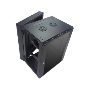 Linkbasic 15U Swing Frame Wall Box