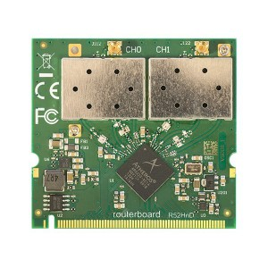 MikroTik R52HnD High Power Dual Band Mini PCI