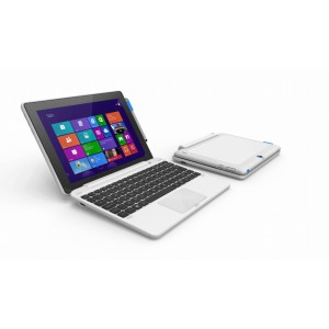 Mecer XpressExec 10.1'' Windows Classmate 2-in-1 Tablet Z3735F/2GB/32GB/3G/Includes Keyboard Docking