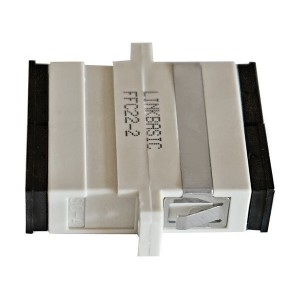 Linkbasic Fibre Midcoupler Duplex SC