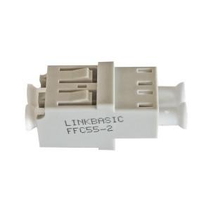 Linkbasic Fibre Midcoupler Duplex LC