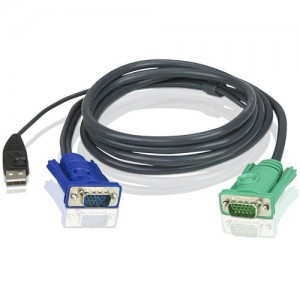 ATEN 1.2M CABLE HD15M