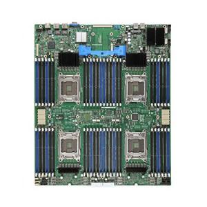 Intel Lizzard Head Pass Server Board Quad Intel Xeon