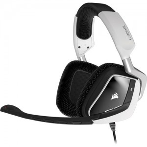 Corsair CA-9011139 VOID USB Dolby 7.1 RGB Gaming Headset (White)
