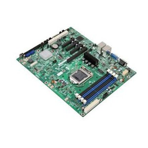 "Intel ""Bear Tooth"" S1200BTLR Single Processor Xeon Server Motherboard"