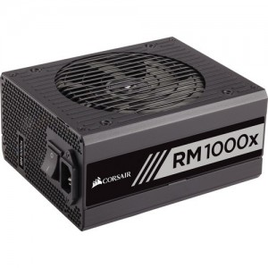 Corsair RM1000x 1000W 80 Plus Gold Modular Power Supply