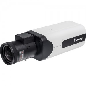 Vivotek IP816A-HP 2MP Day/Night Box Network Camera with 4 to 18mm Varifocal Lens and Supreme Night Visibility
