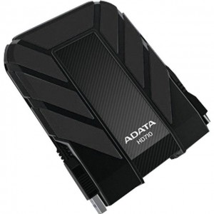 """Adata HD710 1TB External USB 3.0 2.5"""" Hard Disk Drive (HDD) Black"""