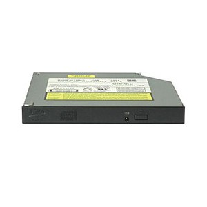 Intel Slim Line Drive -  Supports DVD/CD & CD-R, SATA.
