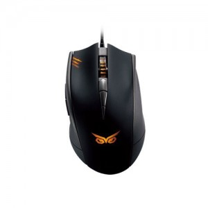 Asus STRIX CLAW 90YH00C1-BAUA00 Black 1 x Wheel USB Wired Optical 5000 dpi Gaming Mouse