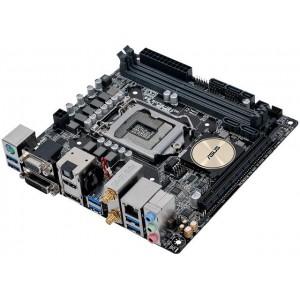 Asus H170I-PLUS D3 Desktop Motherboard - Intel H170 Chipset - Socket H4 LGA-1151