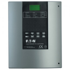 Cooper CF2000GCPD Range Intelligent Addressable Control Panel