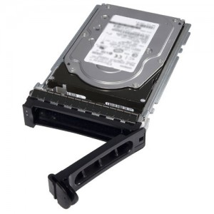 "Dell 15000 rpm 2.5"" SAS 12Gb/s Hotplug 300 GB Hard Disk Drive (HDD)"