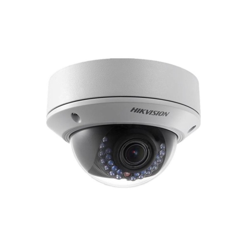 Hikvision 2MP Day/Night IR Dome Camera with 2 8-12mm Varifocal Lens