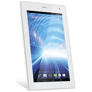 """D-Link 3G Dual Sim 7"""" 8Gb Android 4.4 Tablet - DTB-7168GE White"""