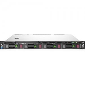 HP ProLiant DL60 Gen9 Entry - Xeon E5-2603V3 1.6 GHz - 4 GB Rack Server