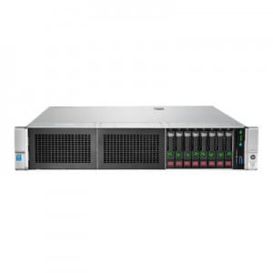 HP ProLiant DL380 Gen9 Entry - Xeon E5-2609V4 1.7 GHz - 8 GB Server