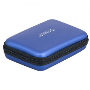 Orico 2.5 Portable Hard Drive Protector Bag Blue (PHB-25-BL)