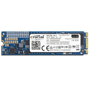 Crucial 525GB MX300 SATA M.2 Internal Solid State Drive (CT525MX300SSD4)