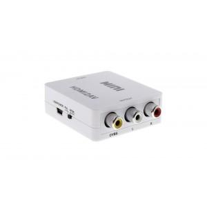 HDCVT HDMI to AV Convertor (HDV-M610)