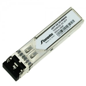 Huawei Optical Transceiver, eSFP, GE, Multimode Module (850 nm, 0.5 km, LC)
