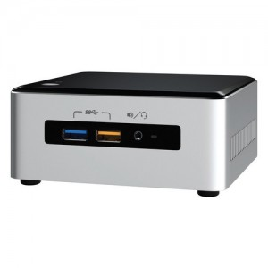 Intel NUC6i3SYH Mini PC NUC(Next Unit of Computing) Kit with 6th Generation Intel Core i3 Processor