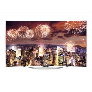 LG FHD Curved OLED Cinema 3D Smart TV with webOS and wallmount option 55EC930T