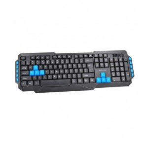Astrum A80550-B Multimedia Wired Keyboard English - Black