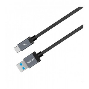 Astrum A53062-B USB 3.0-A to USB-C Charge & Sync Cable