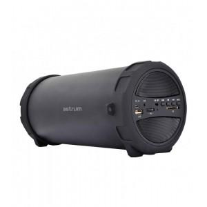 Astrum A12530-B Bluetooth Wireless Barrel Speaker 10W(Black)