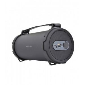 Astrum A12531-B Wireless Barrel Speaker 12W 4inch BT / FM / TF