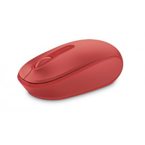 Microsoft Wireless Mobile Mouse 1850, Red (U7Z-00039)