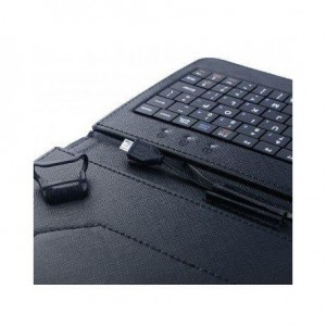 Swiss Mobile Gear - 7'' Universal Wired Keyboard Case