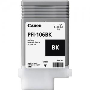 Canon PFI-106 Black Ink Cartridge (130 ml)