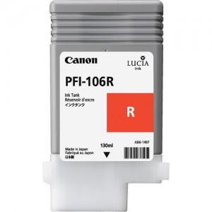 Canon PFI-106 Red Ink Cartridge (130 ml)