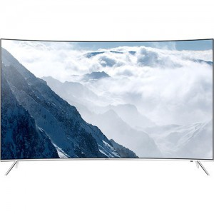 "Samsung KS8500 Series 55"" Curved Smart SUHD LED 4K Ultra HD TV"