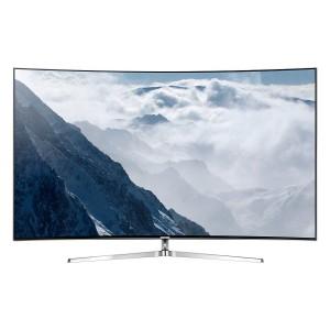 Samsung 55-Inch SUHD (2160p) Curved Smart LED TV – UA55KS9500