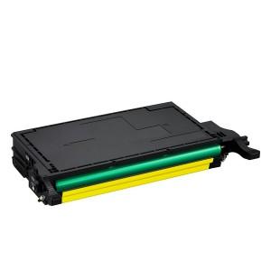 Samsung CLT-Y508L, Y508 High Yield Toner Cartridge Yellow