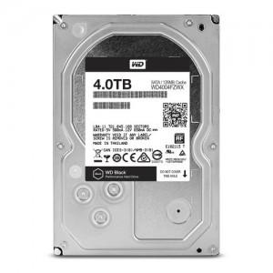 """Western Digital 4TB Black 7200 rpm SATA III 3.5"""" Internal Hard Disk Drive (HDD)"""