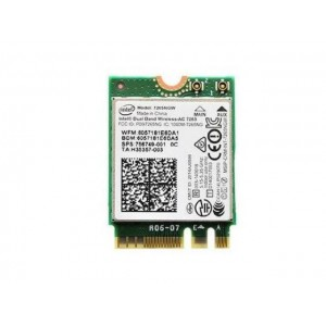 Intel 7265 IEEE 802.11ac Bluetooth 4.0 - Wi-Fi / Bluetooth Combo Adapter - 7265.NGWWB.W