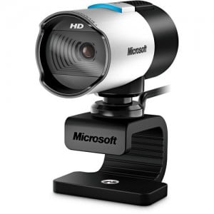 Microsoft Lifecam Studio 1080P/HD Webcam-Grey (5WH-00002)