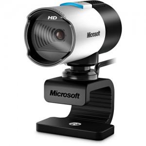 Microsoft Lifecam Studio 1080P/HD Webcam-Grey (5WH-00002)