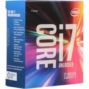 Intel Core i7-6850K 3.6 GHz Six-Core LGA 2011-v3 Processor