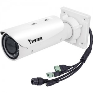 Vivotek C Series IB8382-F3 5MP Outdoor Bullet Network Camera with 3.6mm Fixed Lens