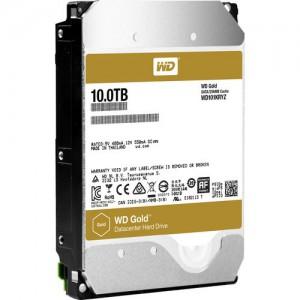 "WD 10TB Gold 7200 rpm SATA III 3.5"" Internal Datacenter HDD (Hard Disk Drive)"