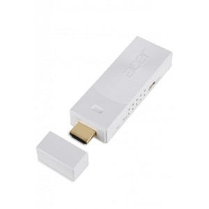 Acer WirelessCAST MWA3 HDMI/MHL Wireless adapter for X1383WH & H6520 - White