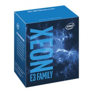 Intel BX80662E31245V5S E3-1245 v5 Xeon 3.5 GHz Quad Core 14nm Skylake Socket LGA1151 Desktop Processor