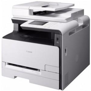 Canon i-SENSYS MF 628 Cw Laser Multi Function Printer (Colour Print)