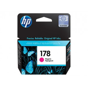 HP No 178 Magenta Ink Cartridge